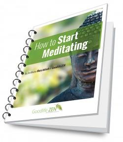 How to start meditating 3D