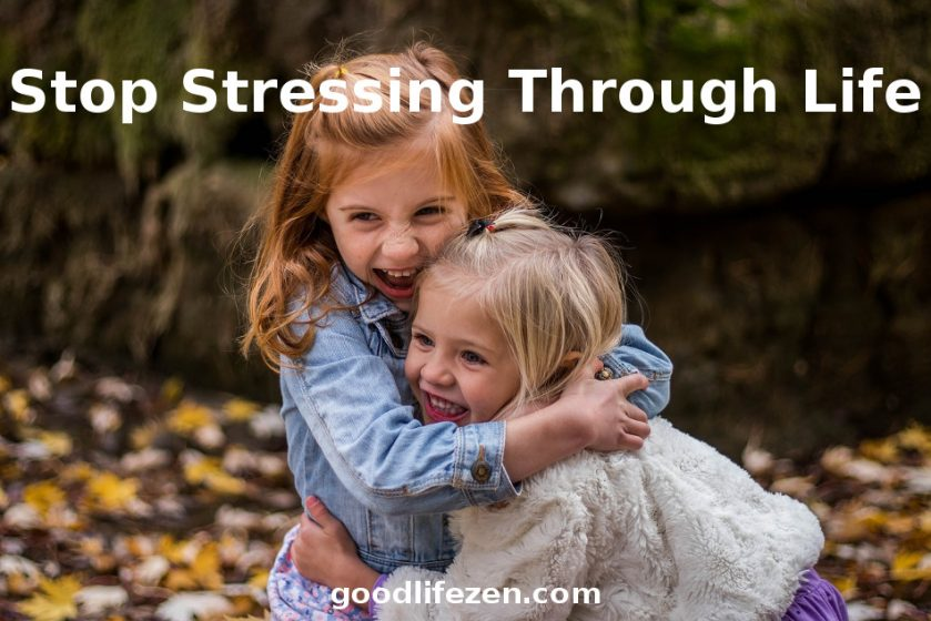 how to stop stressing