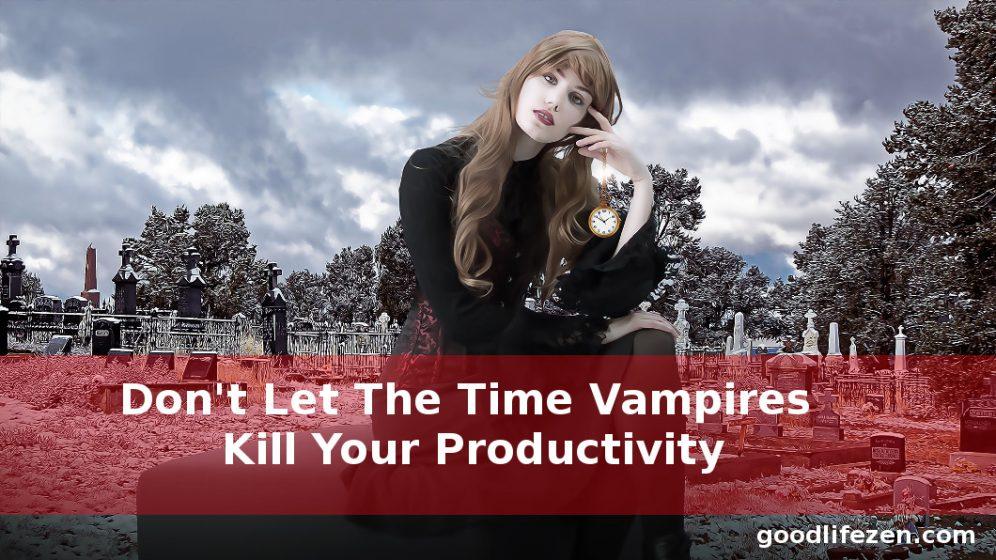 double your productivity - vampire