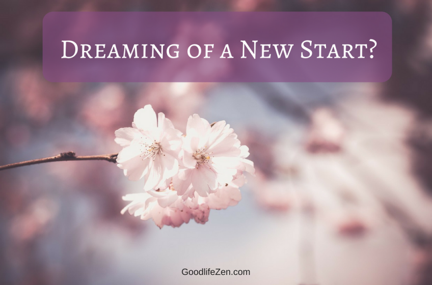 dream of new start