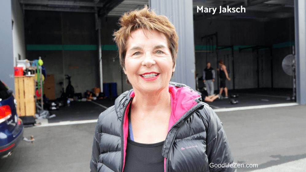 Youthful Aging Secrets Mary Jaksch