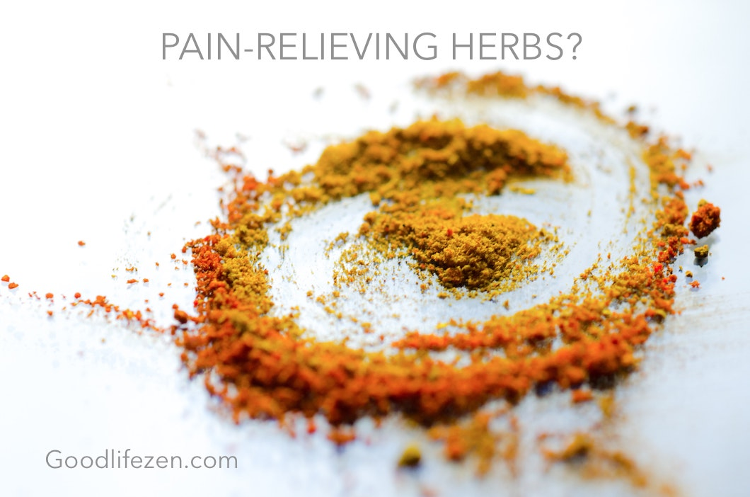 7 Pain-relieving Herbs That Can Replace Pharmaceuticals
